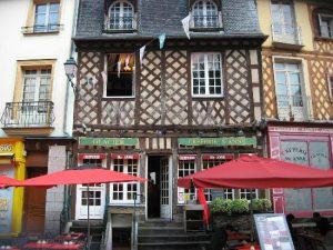 Crêperie Sainte-Anne à Rennes