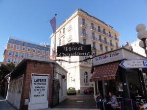 Hôtel Vendôme à Nice