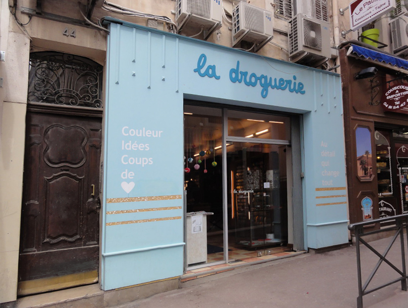 La Droguerie à Marseille
