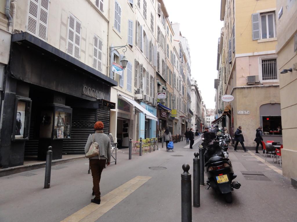 La Droguerie à Marseille - Rue de Vacon