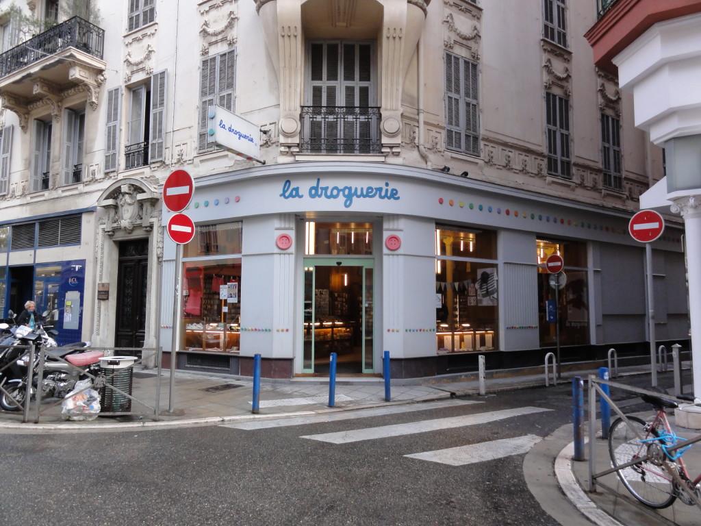 La Droguerie à Nice