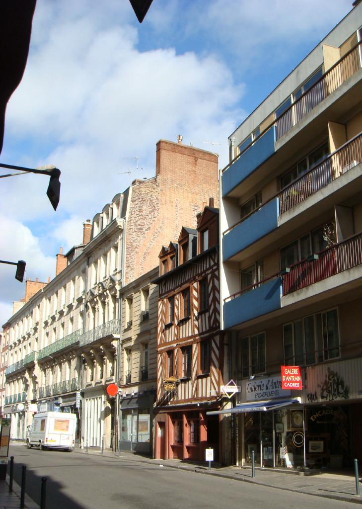 La Droguerie à Rennes - Rue d'Antrain