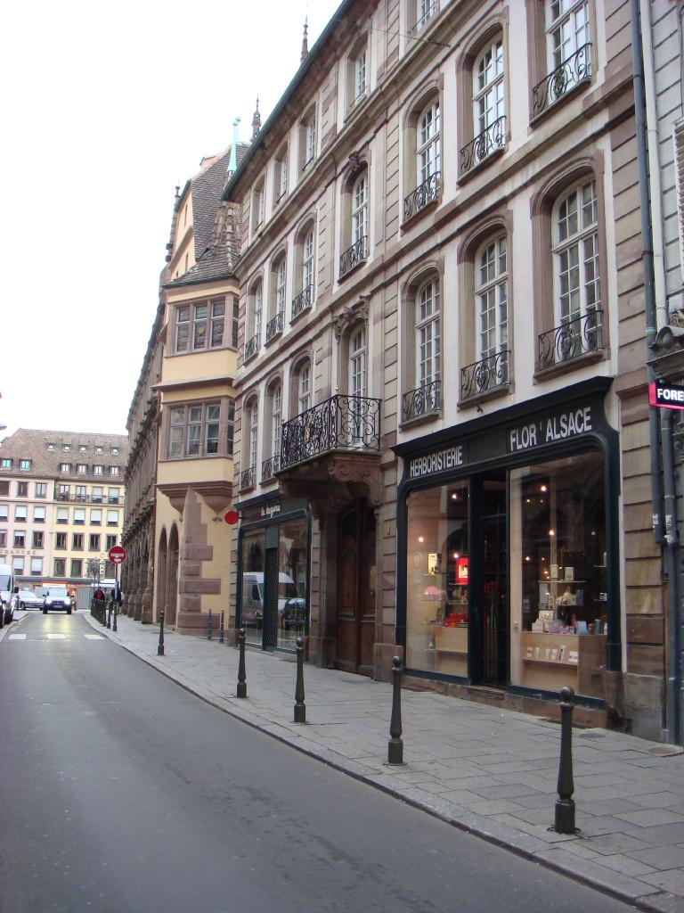 La Droguerie à Strasbourg - Rue des Serruriers