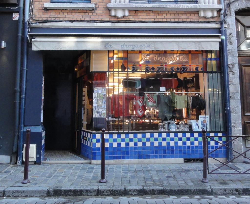La Droguerie à Lille - Rue Basse