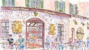 Restaurant Chez Pipo à Nice