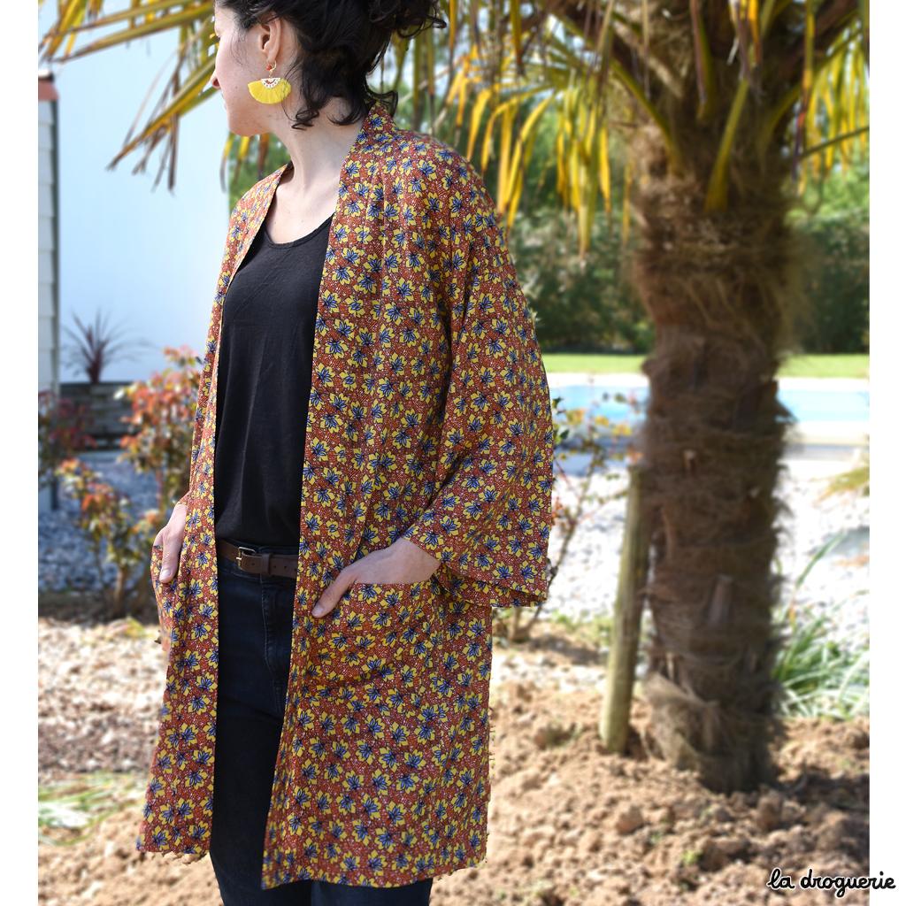 Veste Droguerie Couture Dunes Femme Keremma W4qnfooy De Patron La Uw7xtw