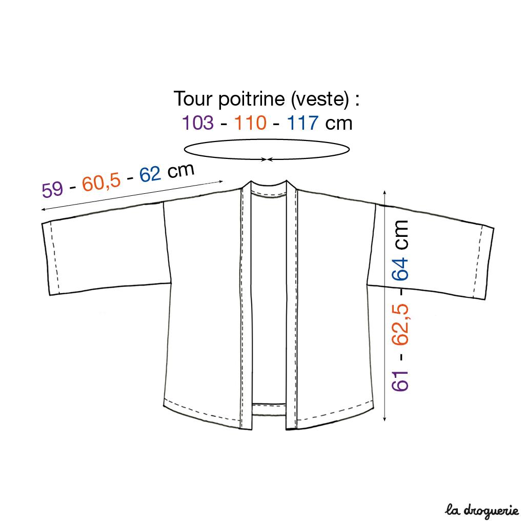 Patron Femme Couture Veste De Dunes Droguerie Keremmala Dxorqcewb SMqzVpU