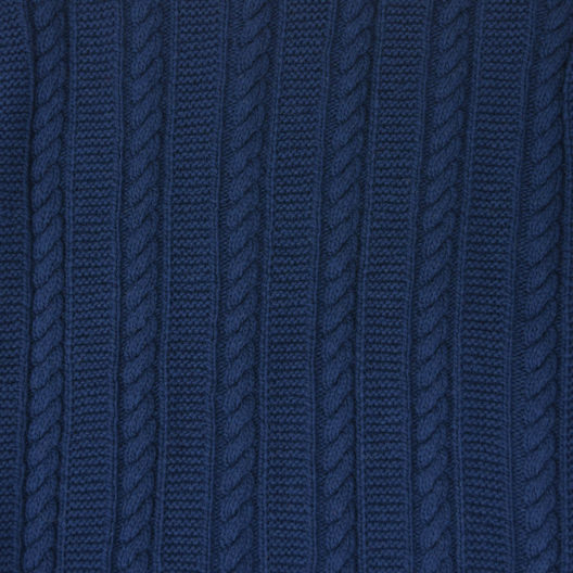 Tricoter des torsades dans un pull homme