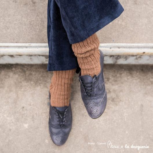 """Les chaussettes en Surnaturelle """"des Canaux"""" 5"""