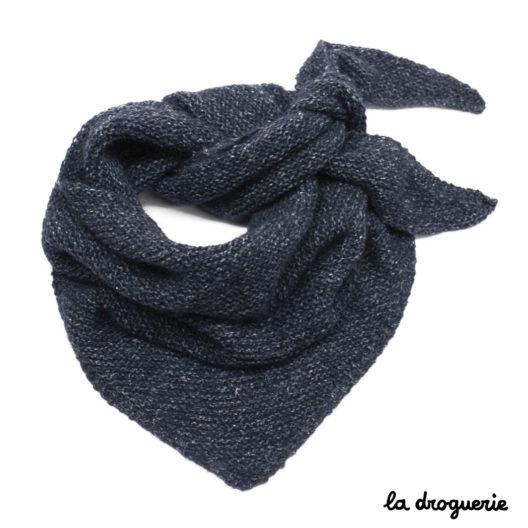 Apprendre à tricoter un châle femme La Droguerie