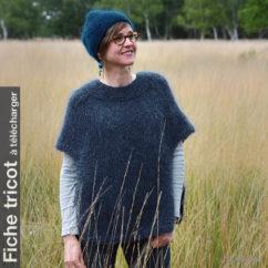 aff6897452cc2 Fiche du poncho et du bonnet – livre « week-ends entre filles »
