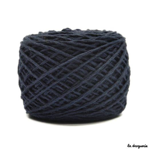 tricoter mini.b 100% pure laine peignée couleur Bigorneau (gris bleu)