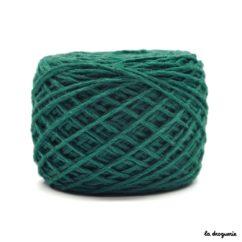 tricoter mini.b 100% pure laine peignée couleur Bonsaï (turquoise vert)