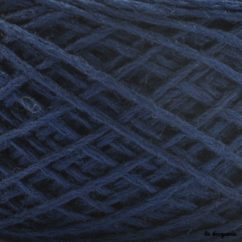 Tricoter laine mini.B couleur Baleine (marine)