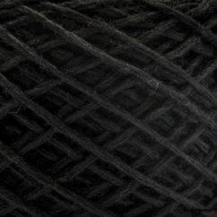 tricoter laine mini.B couleur Basalte (noir)