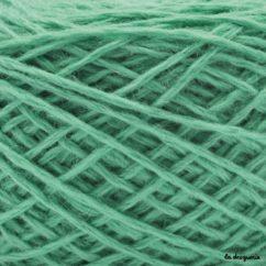 tricoter laine mini.B couleur Bermudes (bleu turquoise)