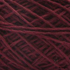 tricoter la mini.b 100% pure laine peigner couleur betterave