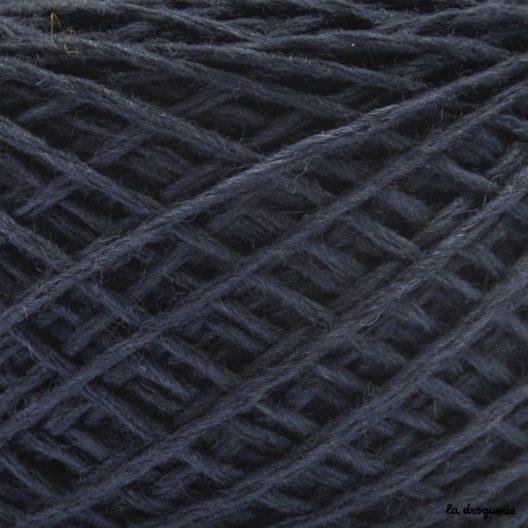tricoter laine mini.B couleur Bigorneau (gris foncé)