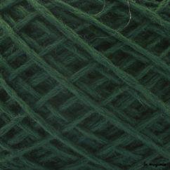 tricoter laine mini.B couleur billard (vert sapin)
