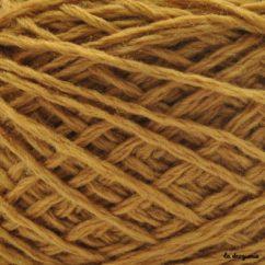 tricoter laine mini.B couleur Blé (moutarde)