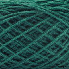 tricoter laine mini.B couleur Bonsaï (turquoise vert)