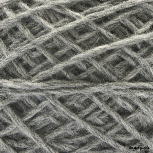 tricoter laine mini.B Brumeux (gris)