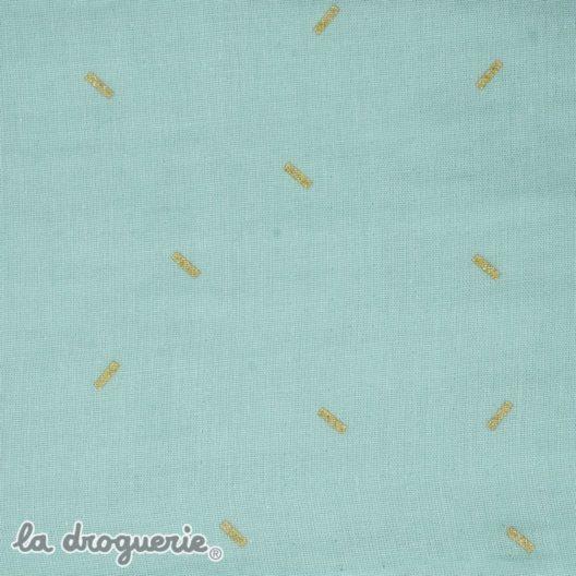 Tissu de coton léger et aérien.