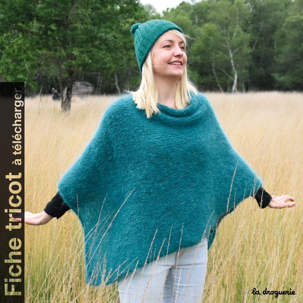 أخبرنى توزيع مثمر Modele Gratuit De Poncho A Tricoter Pour Femme Cartersguesthouses Com